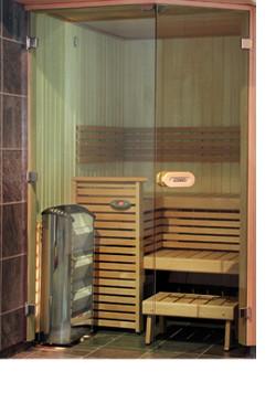 Cena sauny