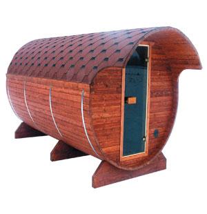 Venkovní sauna prodej